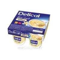 DELICAL RIZ AU LAIT Nutriment vanille 4Pots/200g à AUDENGE