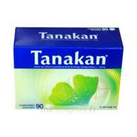 TANAKAN 40 mg, comprimé enrobé PVC/alu/90 à AUDENGE