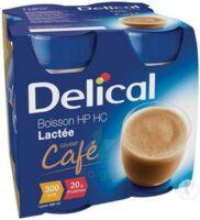 DELICAL BOISSON LACTEE HP HC, 200 ml x 4 à AUDENGE