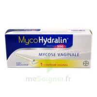 MYCOHYDRALIN 500 mg, comprimé vaginal à AUDENGE