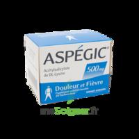 ASPEGIC 500 mg, poudre pour solution buvable en sachet-dose 20 à AUDENGE