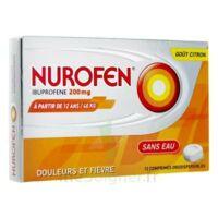 NUROFEN 200 mg, comprimé orodispersible à AUDENGE