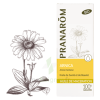 PRANAROM Huile de macération bio Arnica 50ml à AUDENGE