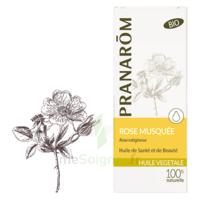 PRANAROM Huile végétale Rose musquée 50ml à AUDENGE
