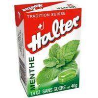 HALTER Bonbons sans sucre menthe à AUDENGE