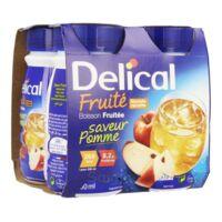 DELICAL BOISSON FRUITEE Nutriment pomme 4Bouteilles/200ml à AUDENGE