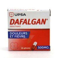 DAFALGAN 500 mg Gélules 2plq/8 (16) à AUDENGE