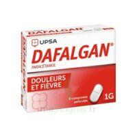 DAFALGAN 1000 mg Comprimés pelliculés Plq/8 à AUDENGE
