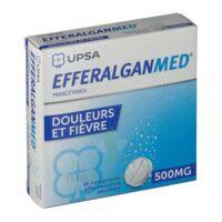 EFFERALGANMED 500 mg, comprimé effervescent sécable à AUDENGE