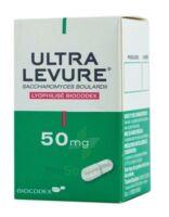 ULTRA-LEVURE 50 mg Gélules Fl/50 à AUDENGE