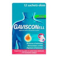 GAVISCONELL Suspension buvable sachet-dose menthe sans sucre 12Sach/10ml à AUDENGE