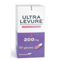 ULTRA-LEVURE 200 mg Gélules Fl/30 à AUDENGE