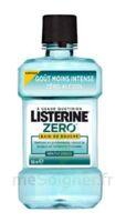 Listerine Zéro Bain bouche 250ml à AUDENGE