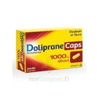 DOLIPRANECAPS 1000 mg Gélules Plq/8 à AUDENGE