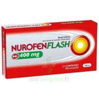 NUROFENFLASH 400 mg Comprimés pelliculés Plq/12 à AUDENGE