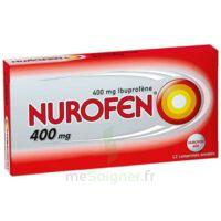 NUROFEN 400 mg Comprimés enrobés Plq/12 à AUDENGE