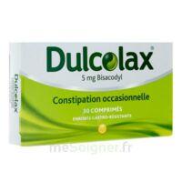 DULCOLAX 5 mg Comprimés enrobés gastro-résistants Plq/30 à AUDENGE