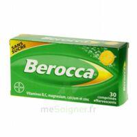 Berocca Comprimés effervescents sans sucre T/30 à AUDENGE