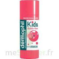 Dermophil Indien Kids Protection Lèvres 4g - Bubble Gum à AUDENGE