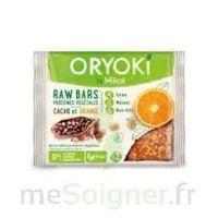 Oryoki Veggie Barre cacao orange B/2 à AUDENGE