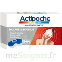 ACTIPOCHE Masque thermique yeux et tempes B/1 à AUDENGE