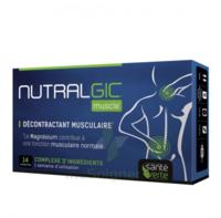Nutralgic Muscle Comprimés décontractant musculaire B/14 à AUDENGE
