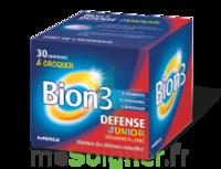 Bion 3 Défense Junior Comprimés à croquer framboise B/30 à AUDENGE