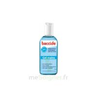 Baccide Gel mains désinfectant sans rinçage 75ml à AUDENGE