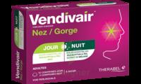 Vendivair Nez/Gorge Comprimés jour et nuit B/12+4 à AUDENGE