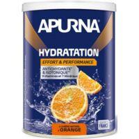 Apurna Poudre pour boisson hydratation Orange 500g à AUDENGE