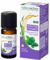 Naturactive Huile essentielle bio Menthe poivrée Fl/10ml à AUDENGE