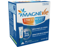 Magnevie Stress Resist Poudre orale B/30 Sticks à AUDENGE