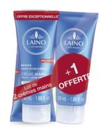 Laino Hydratation au Naturel Crème mains Cire d'Abeille 3*50ml à AUDENGE