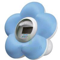 Avent Thermomètre numérique bain et chambre Bleu à AUDENGE