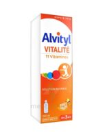 Alvityl Vitalité Solution buvable Multivitaminée 150ml à AUDENGE