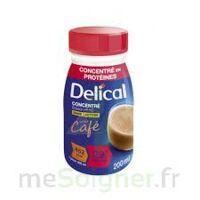 DELICAL BOISSON HP HC CONCENTREE Nutriment café 4Bouteilles/200ml à AUDENGE