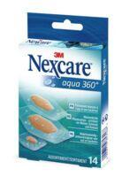 Nexcare Aqua 360° Pansements 3 tailles B/14 à AUDENGE