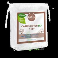 Gifrer Carré coton bio Sachet/150 à AUDENGE