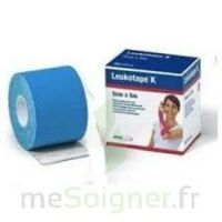 LEUKOTAPE K Sparadrap bleu 5cmx5m à AUDENGE