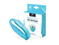 Pharmavoyage Bracelet répulsif origine végétale anti-moustique bleu à AUDENGE