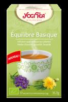 Yogi Tea Equilibre Basique 17 sachets à AUDENGE