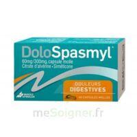 DOLOSPASMYL 60 mg/300 mg Caps molle Plq PVC/Alu/40 à AUDENGE