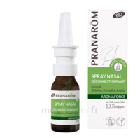 Aromaforce Solution nasale dégage le nez 15ml à AUDENGE
