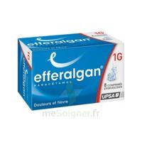 EFFERALGANMED 1 g Cpr eff T/8 à AUDENGE