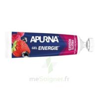 Apurna Gel énergie fruits rouges T/35g à AUDENGE