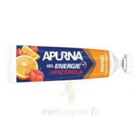 Apurna Gel énergie acérola orange T/35g à AUDENGE