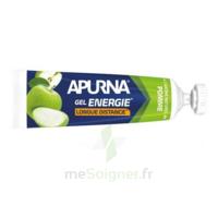 Apurna Gel énergie longue distance pomme verte T/35g à AUDENGE