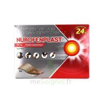 NUROFENPLAST 200 mg Emplâtre médic 4Sach à AUDENGE