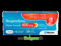 IBUPROFENE MYLAN CONSEIL 400MG, comprimés pelliculés à AUDENGE
