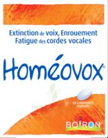 Boiron Homéovox Comprimés à AUDENGE
